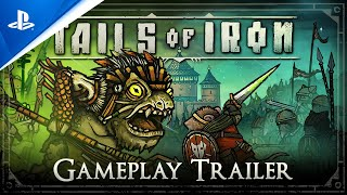 Tough Action RPG Tails of Iron Gets Another Gritty Gameplay Trailer