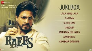 Raees -  Full Movie Audio Jukebox | Shah Rukh Khan & Mahira Khan width=