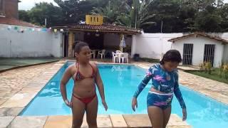 Desafio da piscina 1 vídeo