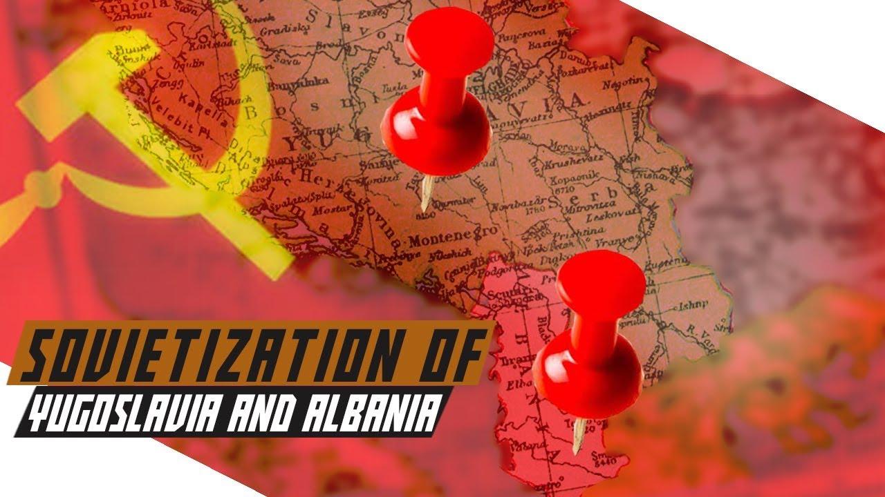 Sovietization of Yugoslavia and Albania - Cold War Documentary