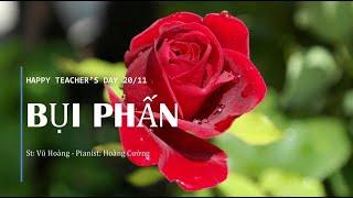 Bụi phấn -- Hoàng Cường