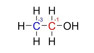 Imagen en miniatura para Estados de oxidación en química orgánica