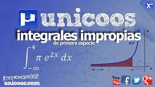 Imagen en miniatura para Integrales impropias de primera especie 02