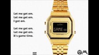 Iamsu! - Game Time (Lyrics)