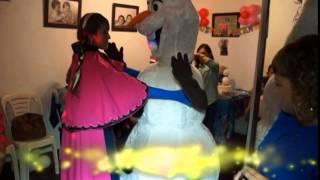 SHOW DE FROZEN / SI HACEMOS UN MUÑECO / DARLING PRODUCCIONES
