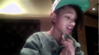 willow smith sings Whip My Hair