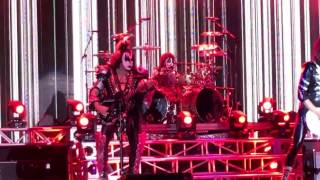 Kiss Deuce Laughlin Event Center 04-22-2017