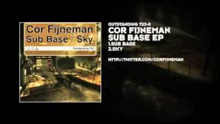Cor Fijneman - Sub Base EP