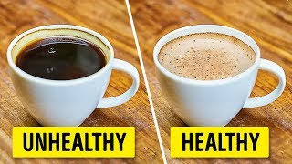 Watch How to drink coffee the right way and healthy