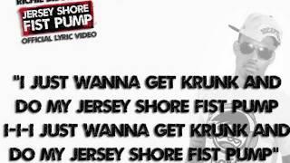 Richie Branson - Jersey Shore Fist Pump *OFFICIAL LYRIC VIDEO*