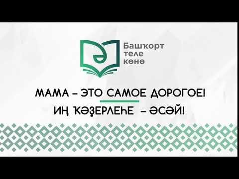 Ко дню башкирского языка 5