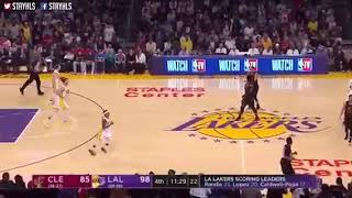 Lonzo Ball Shaqtin A Fool Moment