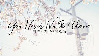(Cover) BTS - You Never Walk Alone | Elise (Silv3rT3ar) #HappySugaDay