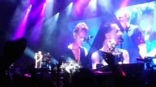 Depeche Mode Bilbao BBK Live 2013 Policy of truth