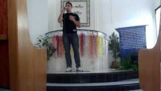 BRUNO SANTANNA - A PROMESSA(DANILO MELO) - ENSAIO