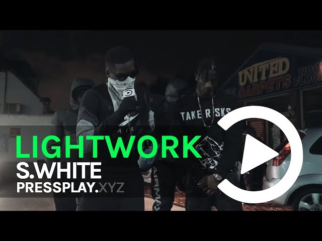 "S. WHITE DROPS VISUALS TO HIS ""LIGHTWORK FREESTYLE"""