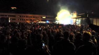3FM Serious Request Podium 2013 - DVBBS & Borgeous - TSUNAMI (Live in Leeuwarden)