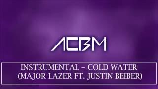 Cold Water - Major Lazer ft. Justin Bieber (Ambient Instrumental)
