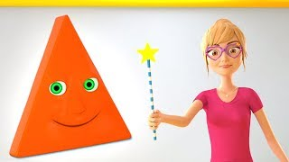 Colors for Kids   Nursery Rhymes & Baby Songs   Kindergarten Learning Videos by Little Treehouse