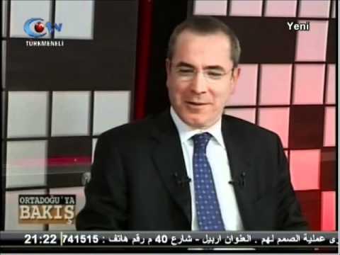 Dr Hicran Kazancı ve Nasuhi Güngör ORTADOĞU'YA BAKIŞ11 3