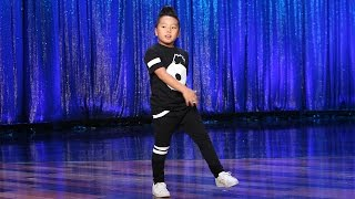 Amazing Kid Dancer Aidan Xiong