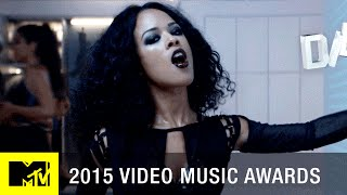 VMA Brunch | Serayah in 'Bad Blood' Music Video | MTV