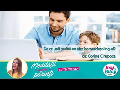 De ce unii parinti au ales homeschooling-ul?