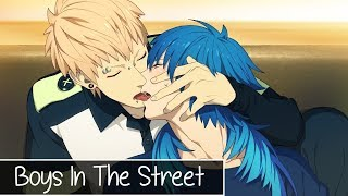 ★Nightcore - Boys In the Street