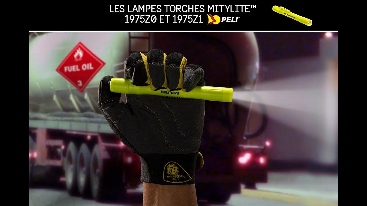 Support Peli™ pour casque de protection pour torches 1975Z0 / 1975Z1