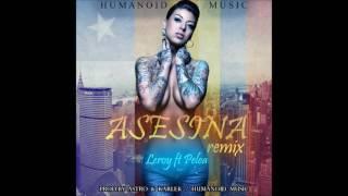 ASESINA remix ( Leroy ft Pelea )