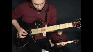 - [ Guitar Cover ] - Ayreon - Fluctuations