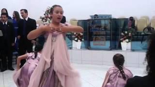 Enche-nos - coreografia sede da IEAD Piraquara