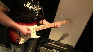 NAMM 2014: Marshall 1962HW NEW Bluesbreaker Style Combo (Video Demo)