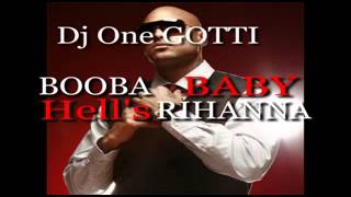 Booba Rihanna Hell's Baby Turfu 2013 Futur 2 0