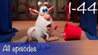 Booba - Compilation of All 44 episodes + Bonus - Cartoon for kids