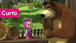 Masha e o Urso - Dia de Geleia (Eu sou um astronauta!)