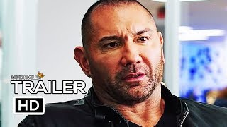 MY SPY Official Trailer (2019) Dave Bautista, Comedy Movie HD