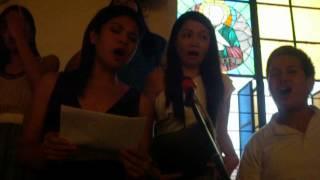 bastat tayo'y magkasama by kawan ng diyos choir
