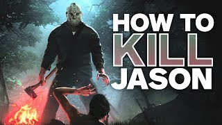 Friday the 13th - How to Kill Jason Voorhees