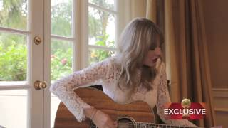 [Exclusive] Taylor Swift - Sweeter Than Fiction (live)