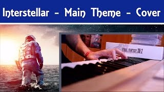 Interstellar Main Theme by Hans Zimmer - Piano Cover by PianoN1co [HD]