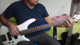 UB40 - ( Cover Bass )  Here I Am (Come And Take Me)