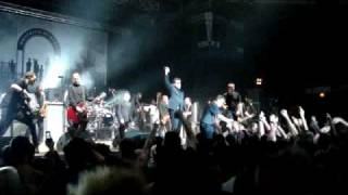 Dropkick Murphys and Mighty Mighty Bosstones- Shipping Up to Boston 7/11/08