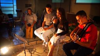 Gislane Soares - Meu primeiro amor Acústico (Priscilla Alcantara)