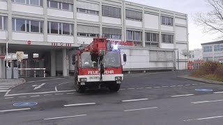 [Frohe Wheinachten] B Dienst + Löscheinheit 1 +Rüsteinheit Bonn FW 1