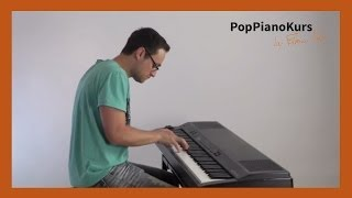 Robin Thicke - Blurred Lines Piano Cover (ft. T.I. & Pharell)