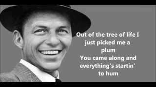 The Best Is Yet To Come. Frank Sinatra. (1964)