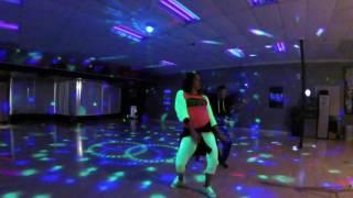Chantaje Shakira (feat. Maluma) _Zumba Fitness Choreography_David Aldana