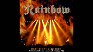 Rainbow - Man on the Silver Mountain live 1981