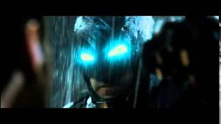 You're not brave, men are brave - Batman v Superman Dawn of Justice